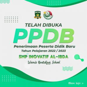 opening PPDB 2022